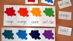 Lecture en jeu : Les couleurs