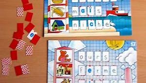 Lecture en jeu : Loto des lettres