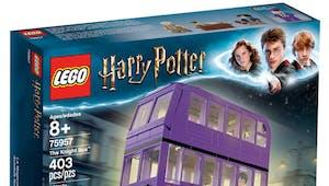 Lego : de nouveaux sets Harry Potter