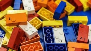 Lego présente les braille bricks pour les enfants aveugles et malvoyants