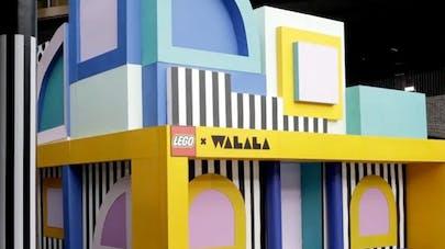 maison Lego Dots camille walala nouvelle gamme       lego