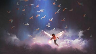 Illustration anges
