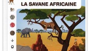 Les animaux de la Savane Africaine