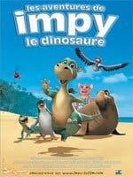 Affiche Les Aventures de Impy le dinosaure