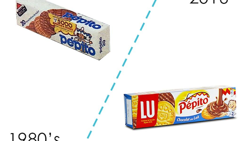 Les biscuits Pépito