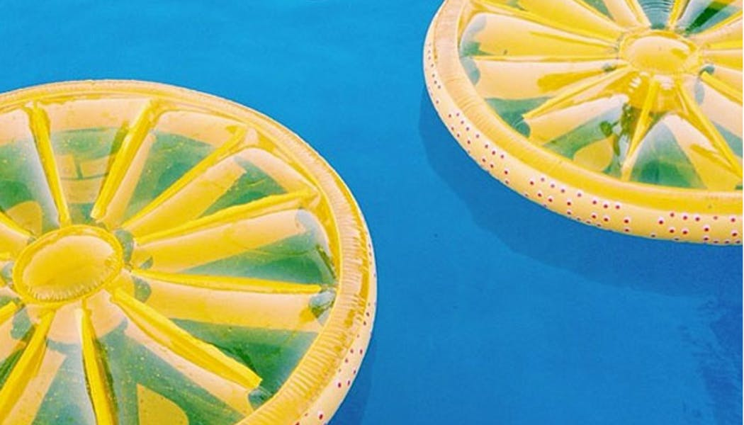 Les bouées citron