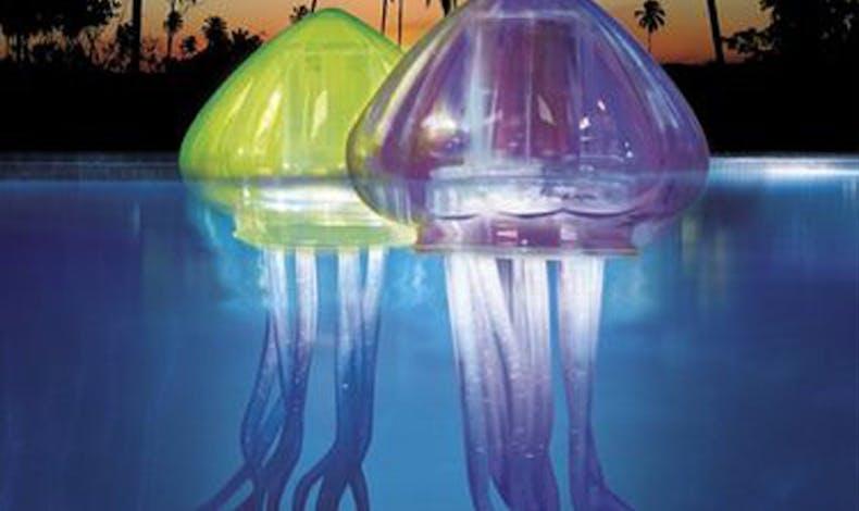 Les bouées méduses
