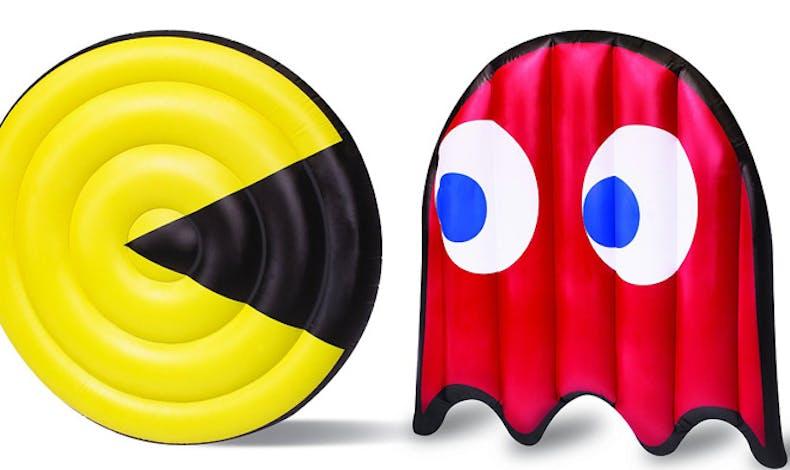 Les bouées Pacman