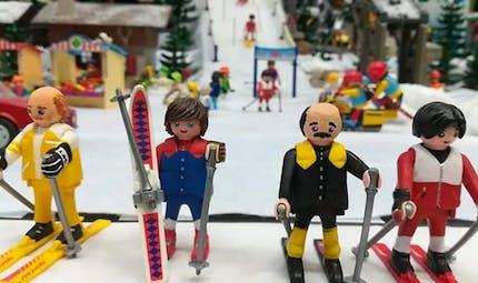 Les bronzés font du ski en Playmobil !