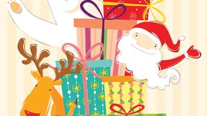 Comptine Les cadeaux