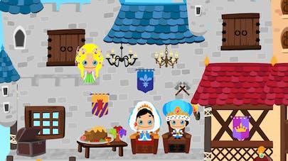 Les châteaux du Moyen-Age
