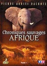 Affiche Les chroniques de l'Afrique sauvage