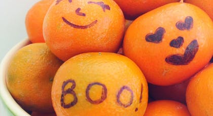 clementine halloween