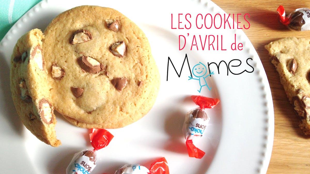 Cookies recette Kinder
