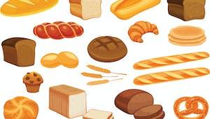Les différents types de pains