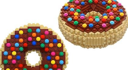 Les donuts LEGO