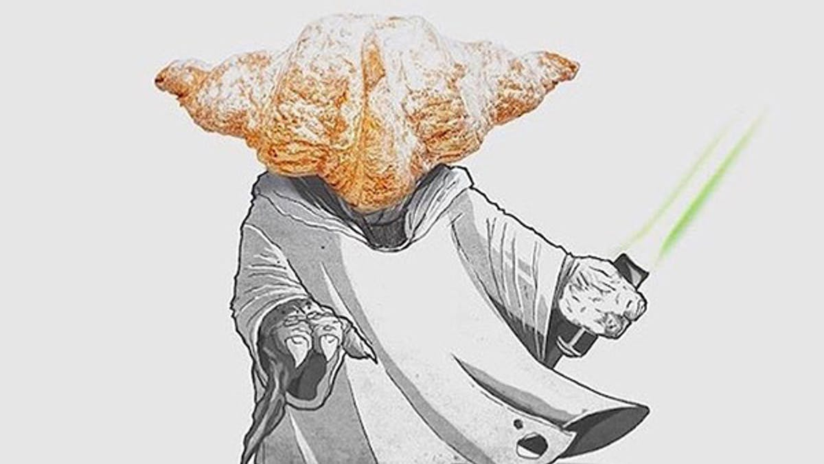 détournements aliments dessins diego cusano