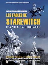 Affiche Les fables de Ladislas Starewitch