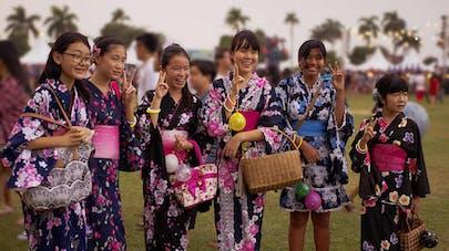 Les fêtes au Japon