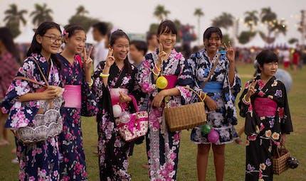 Les fêtes au Japon, leur nombre est impressionnant