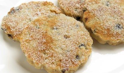 Les gâteaux gallois, parfaits pour le goûter et le petit-déjeuner