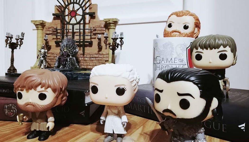 Les héros de Game of Thrones