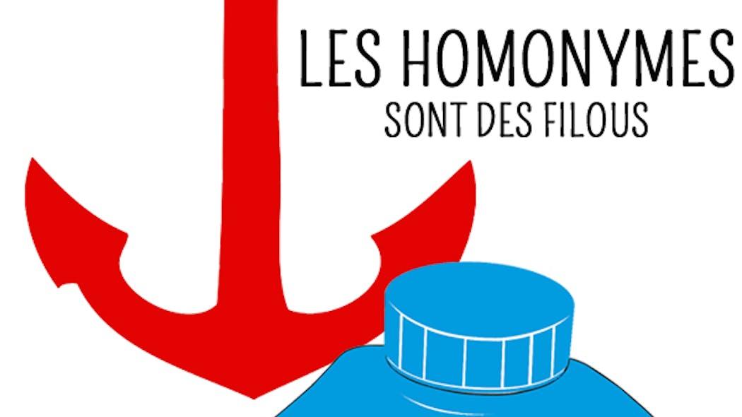 Les homonymes 2 - exercice d'écriture à imprimer | MOMES.net