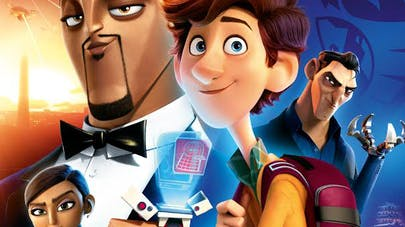 Les Incognitos affiche bande annonce film animation Will       Smith Tom Holland