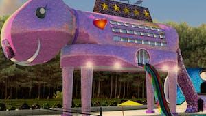 Les incroyables maisons de luxe imaginées par des enfants