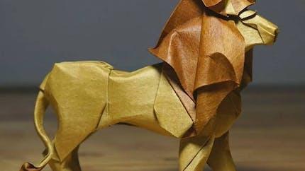Les incroyables origamis de l'artiste Hoang Tien Quyet