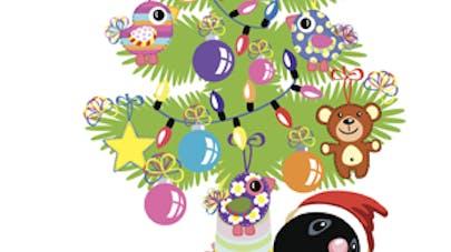 Comptine Les jouets de Noël
