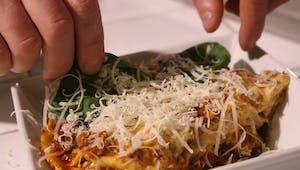 Les lasagnes de Garfield