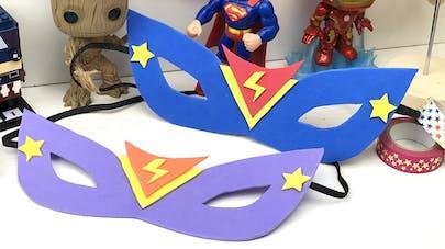 Les masques de Super-Héros
