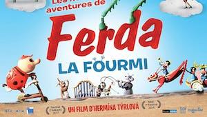 Les nouvelles aventures de Ferda la fourmi