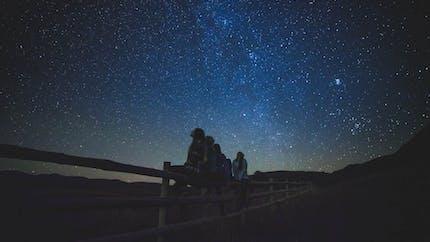 Les nuits des étoiles : à la découverte de la voûte céleste
