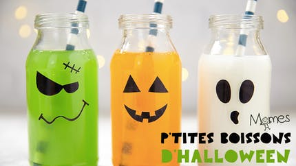 Les p'tites boissons d'Halloween
