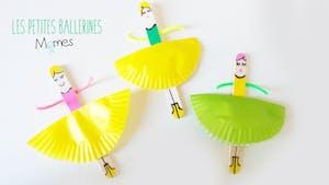 Les p'tites danseuses à fabriquer