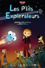 Les P'tits Explorateurs affiche