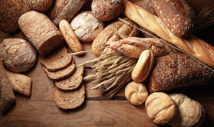 Les pains de France