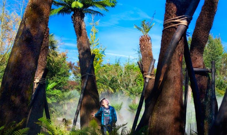 Les parcs d'attractions 100% écolos