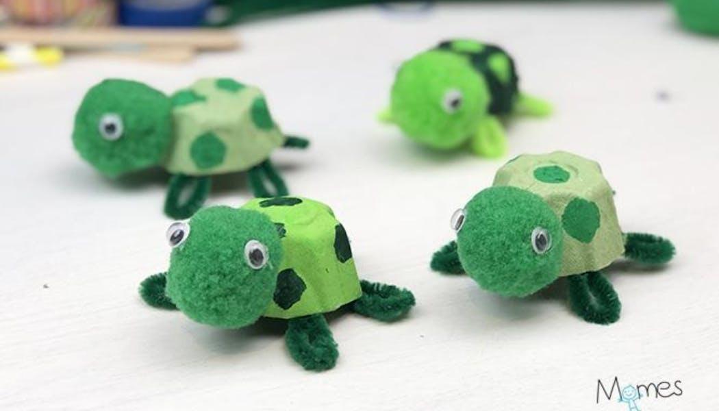 Les petites tortues