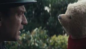 Les premières bande annonce et affiche de Christopher Robin, le film live sur Winnie l'ourson !
