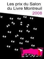 Les prix du salon du livre et de la presse 2008