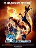 Affiche Les Quatre Fantastiques