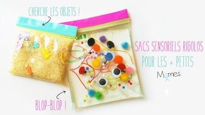 fabriquer sac sensoriel