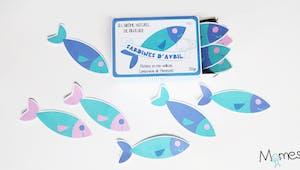 Les sardines d'Avril