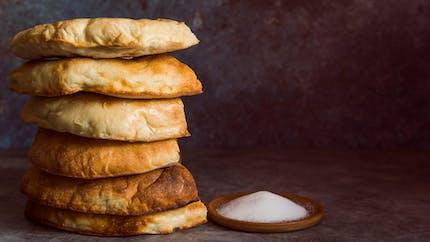 Les Tigelles, de délicieux petits pains ronds