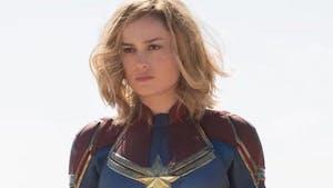 Les toutes premières images de Captain Marvel