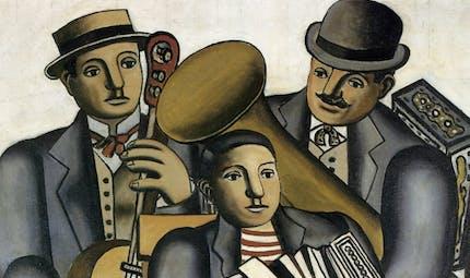 Les trois musiciens