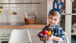 Les vacances de Pâques : dates et idées d'activités
